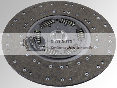 "Clutch Disc 1878003269 / 1878 003 269 ""BOVA DAF MERCEDES-BENZ SCANIA"" G420D013"