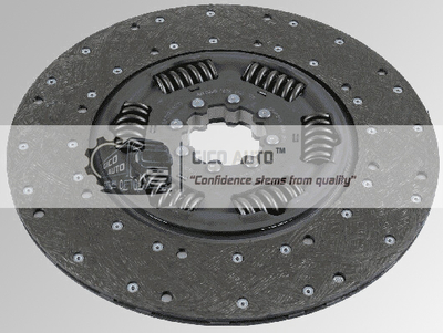 Clutch Disc 1878004128 / 1878 004 128 VOLVO G400D021