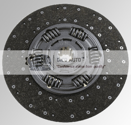 Clutch Disc 1878032331 / 1878 032 331 VOLVO G430D016