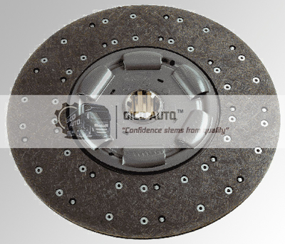 "Clutch Disc 1878080033 / 1878 080 033 ""EVOBUS MAN MERCEDES-BENZ "" G430D008"