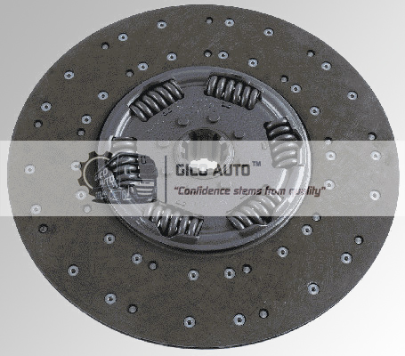Clutch Disc 1878634026 / 1878 634 026 VOLVO G430D014