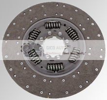 "Clutch Disc 1878002023 / 1878 002 023 ""EVOBUS LAZ MAN MERCEDES-BENZ STEYR "" G400D022"